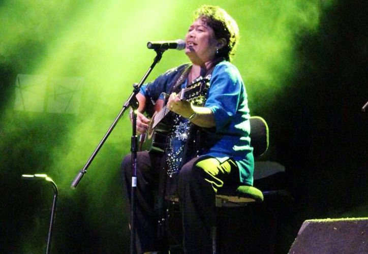 Angélica Balado ofrecerá un concierto con temas de su inspiración. (Milenio Novedades)