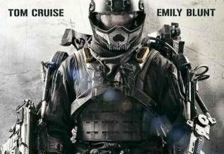 Es la tercera cinta, en lo que va del año, en donde Cruise peleará contra los extraterrestres. (Milenio)