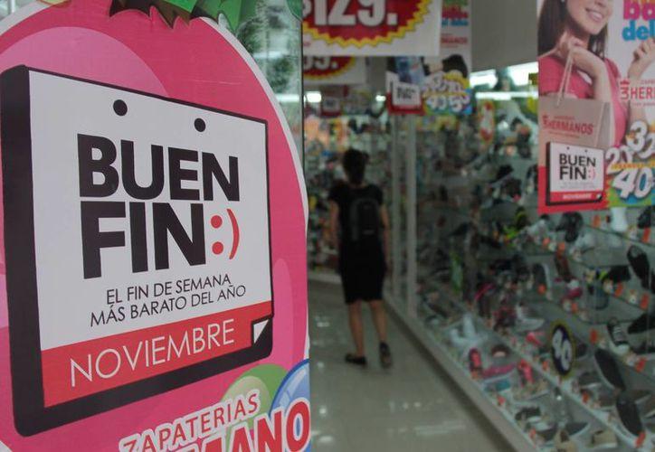 Este año sólo se registraron 185 empresas al programa de descuentos del fin de semana más barato del año. (Gustavo Villegas/SIPSE)