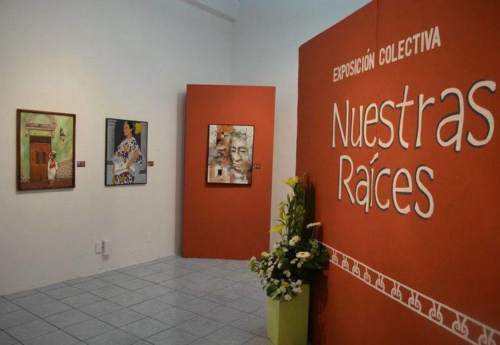 La exposición se encuentra en el Museo de la Cultura Maya que se encuentra en Chetumal. (Redacción/SIPSE)