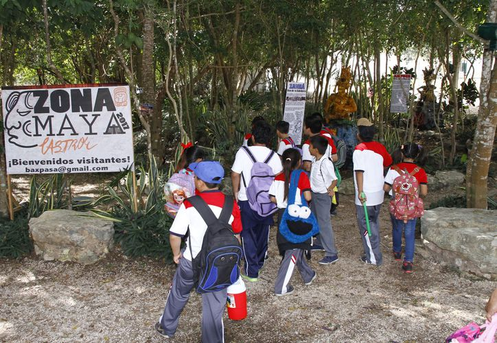 Más de 60 mil personas visitaron la Feria Yucatán ayer lunes. (Foto: Cortesía)
