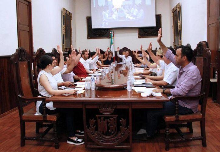 Los regidores aprobaron por unanimidad el nuevo Reglamento para la Protección y Conservación del Arbolado Urbano en Mérida. (Milenio Novedades)