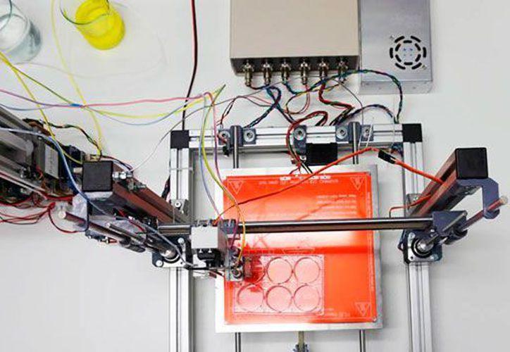 El equipo ha ideado una forma de producir tejidos en células autocontenidas que sostienen las estructuras para mantener su forma. (ComputerHoy)