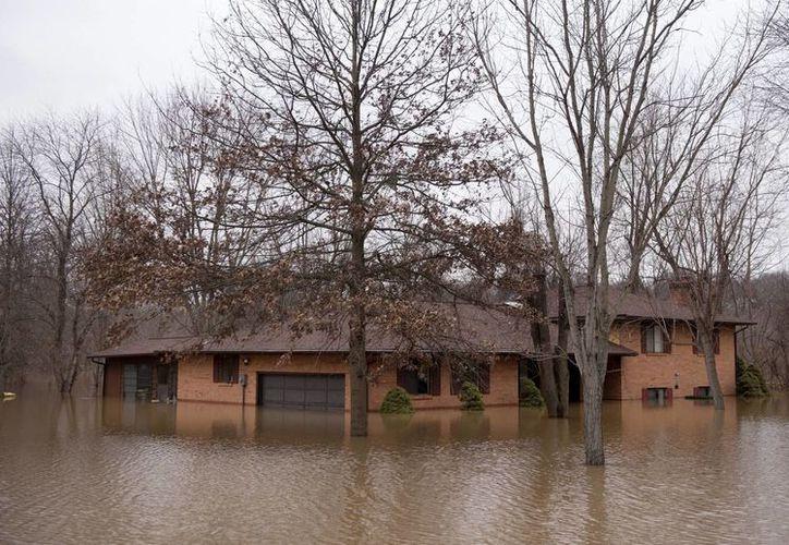Las intensas lluvias e inundaciones de los últimos días han causado la muerte de quince personas en el estado de Misuri. (EFE/Archivo)