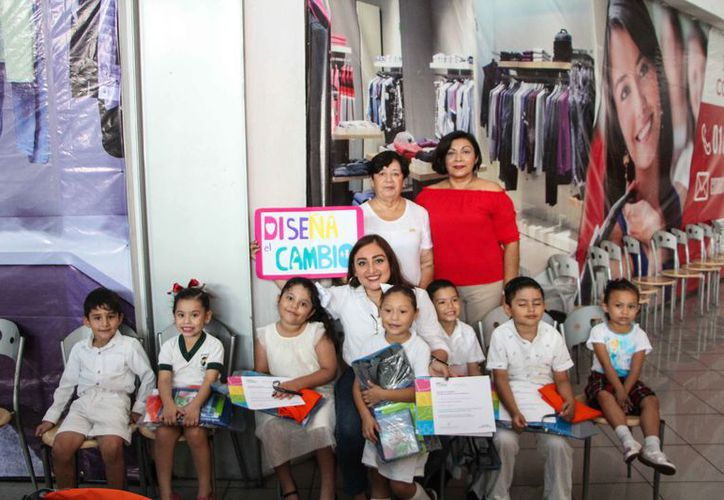"""El proyecto formó parte del concurso """"Diseña el Cambio"""" de la fundación Educar Uno. (Paola Chiomante/SIPSE)"""