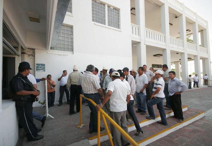 Se despojaron propiedades a trabajadores de zonas como Tulum. (Foto: Eddy Bonilla/ SIPSE)