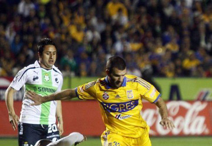 Universidad Autónoma de Nuevo León es el equipo con mejor desempeño como visitante de la jornada 7 del Clausura. (Notimex)