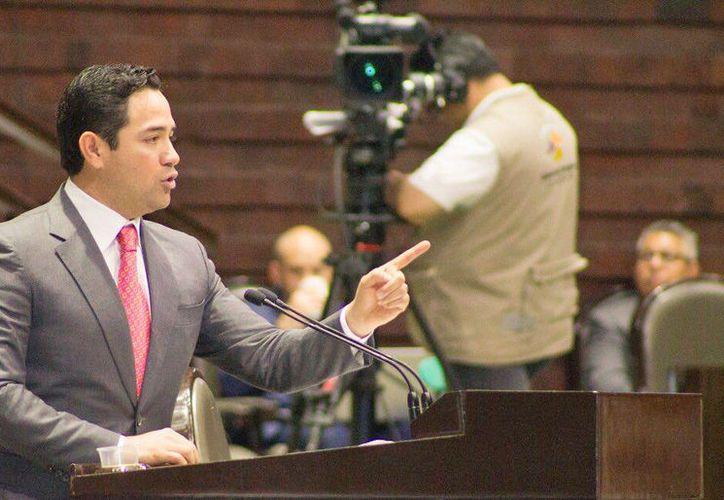José Luis Toledo Medina espera la resolución para poder contender por la presidencia municipal de Benito Juárez. (Redacción/SIPSE)