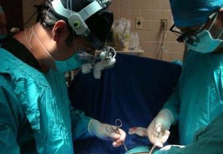 En el Hospital Regional de Alta Especialidad de la Península de Yucatán cumplen voluntad de un hombre altruista ejemplar, que consintió en donar todos los órganos y tejidos que fueran posibles. (SIPSE)