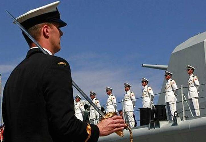 Un informe separado se centrará en al menos 70 casos de abuso contra cadetes de la Academia Australiana de las Fuerzas de la Defensa. (Reuters)