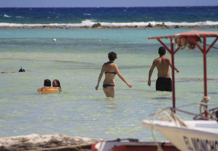 Prevén la llegada de casi 10 mil turistas nacionales y extranjeros. (Archivo/SIPSE)