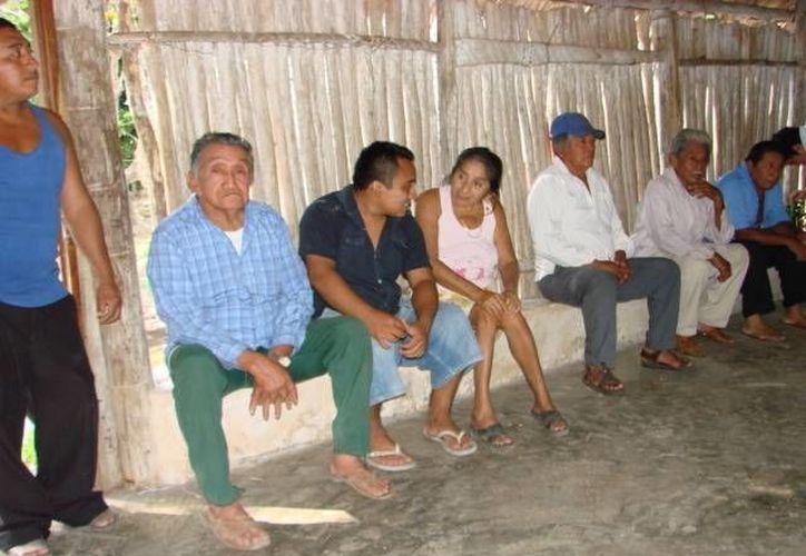 Los fondos regionales funcionan para poblaciones indígenas y rurales en los municipios de Othón P. Blanco, Lázaro Cárdenas, Felipe Carrillo Puerto y José María Morelos. (Manuel Salazar/SIPSE)