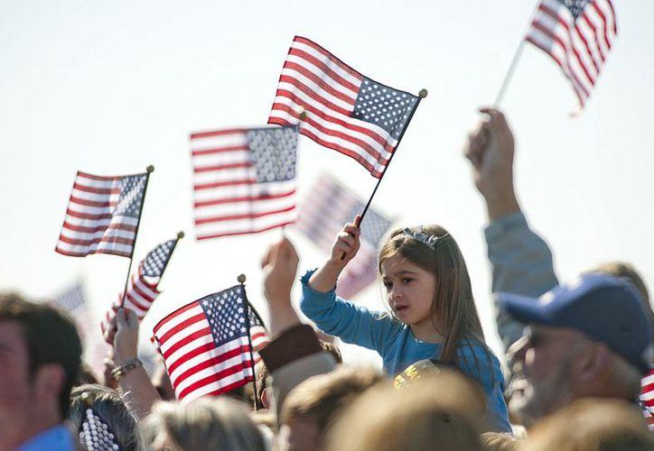 El resto del mundo sigue el proceso paso a paso y trata de entender cómo es que votan los estadounidenses. (Agencias)
