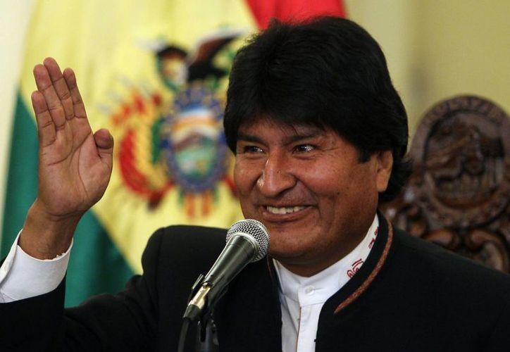 El presidente de Bolivia,  Evo Morales, asistió al  Encuentro Mundial de Movimientos Populares. (Archivo/EFE)