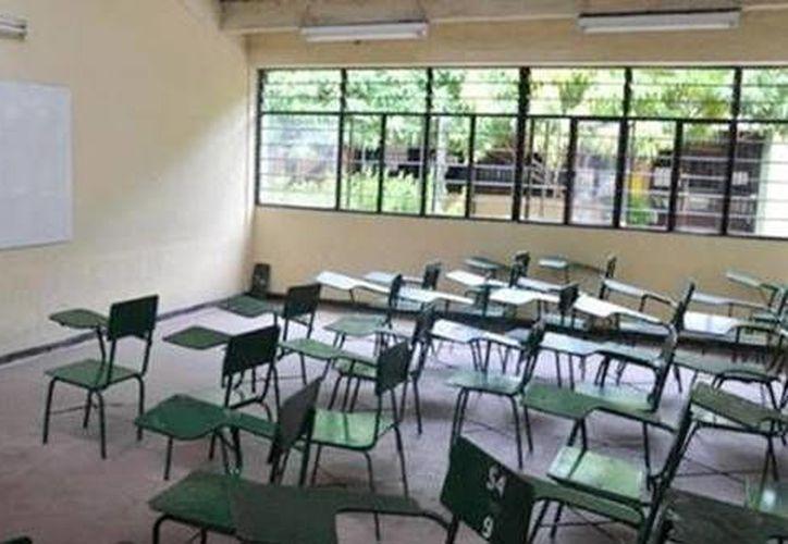 Se suspenden las clases el próximo lunes y martes en Quintana Roo. (Contexto/Internet)