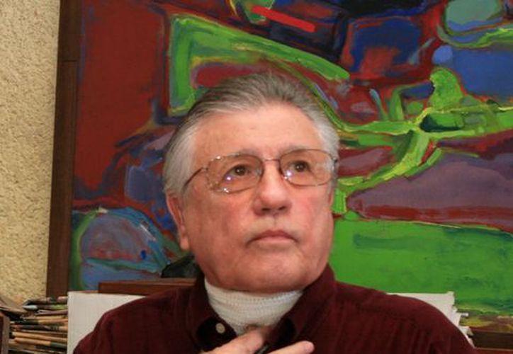 Abogado defensor de los ex servidores públicos, Rubén Bolio Pastrana. (Milenio Novedades)