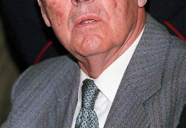 Antes de morir, Erich Priebke aseguró que la orden de exterminar a los italianos provino directamente de Hitler. (EFE)