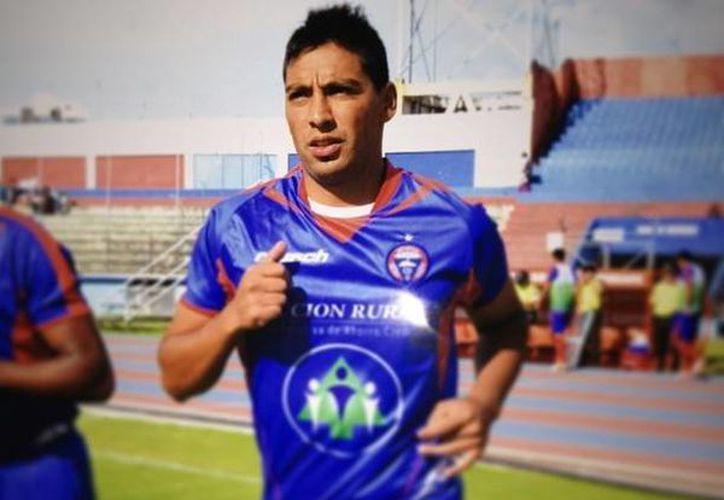 Daniel Neculman ya está registrado ante la Liga de Ascenso MX. (Milenio Novedades)