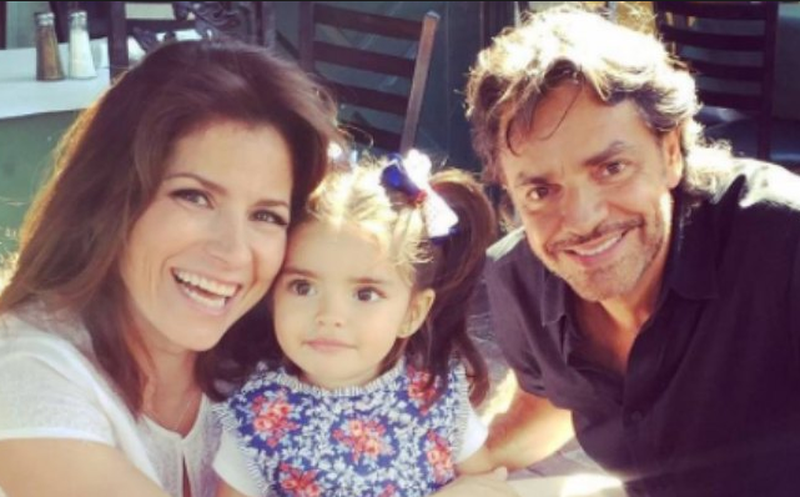 Eugenio Derbez le rompe el corazón a su hija Aitana