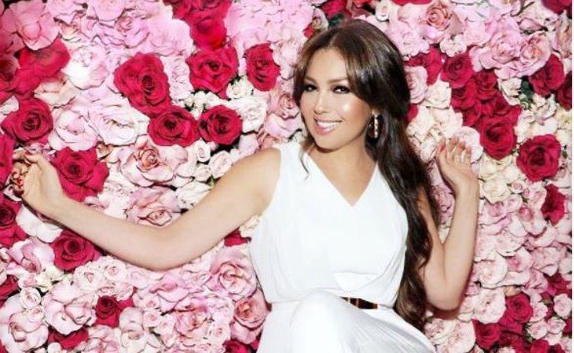 Algunos de los seguidores de Thalía, la defendieron de las críticas sobre su figura. (Foto: Thalía/Instagram)