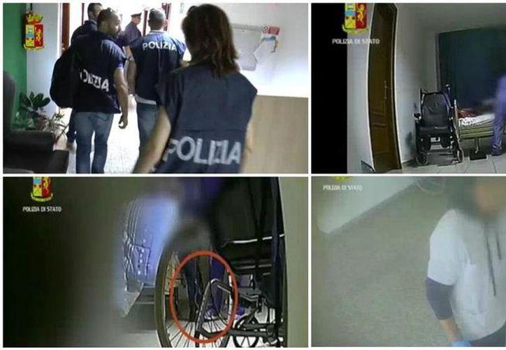 La policía ordenó la suspensión del sacerdote de 60 años y su asistente por acusaciones de abuso de ancianos. (Vanguardia)