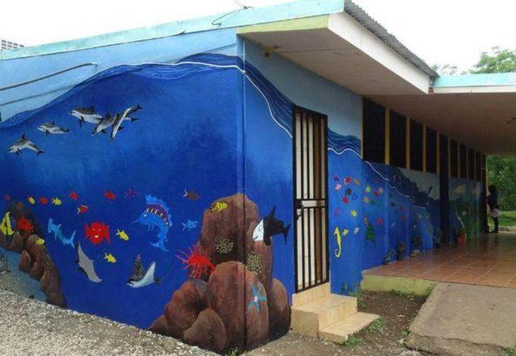 Los muros de Cozumel cobrarán vida con el arte de por lo menos 29 artistas. (Contexto/Internet)