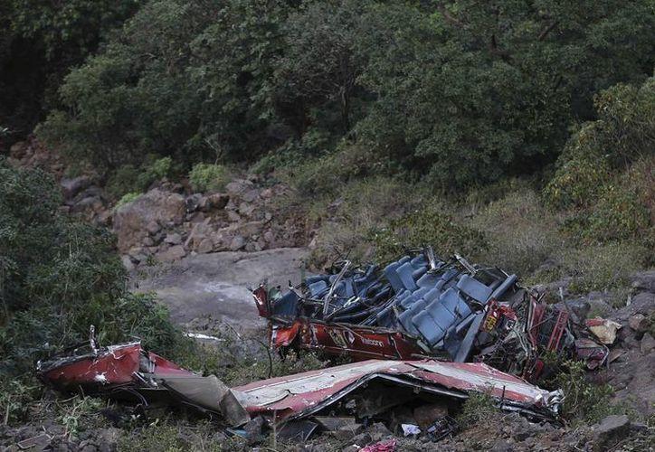 La India tiene las carreteras más letales en todo el mundo, en las que más de 110 mil personas mueren anualmente. (Agencias)