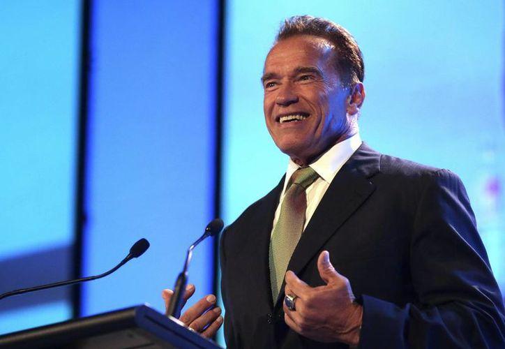 Schwarzenegger estará en la quinta película de 'Terminator'. (Agencias)