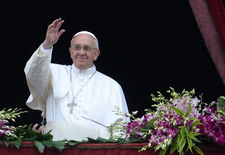 La semana santa concluirá el domingo 27 de marzo, fiesta de Pascua, con la misa del día presidida por el Papa en la plaza San Pedro en el Vaticano. (Archivo/Agencias)