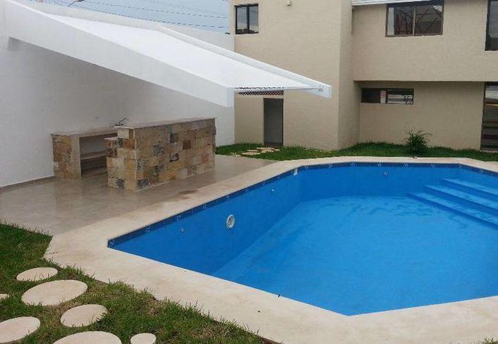 El permiso para construir piscinas evita sanciones por realizar obras sin previa autorización de la Dirección de Desarrollo Urbano. (Milenio Novedades)