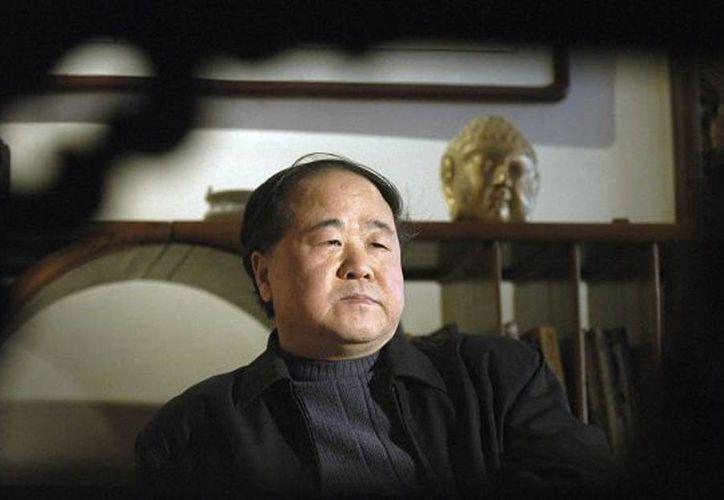 El Nobel de Literatura 2012 se lo llevó el escritor chino Mo Yan. (Agencias)