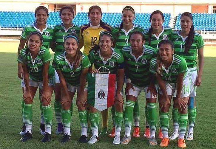 El rival de México en la Final, que se jugará el próximo domingo 13 de marzo, saldrá del duelo entre Canadá y Estados Unidos.(Foto tomada de Femexfut)