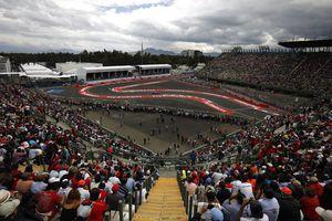 Vive México a 'toda máquina' el regreso de la F1
