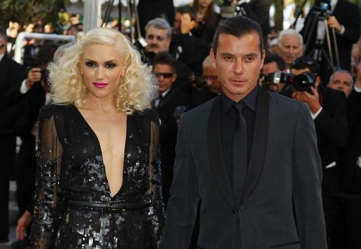 Gwen y Bush traen al mundo a su tercer hijo para acompañar a Kingston y Zuma. (digitalspy.co.uk)
