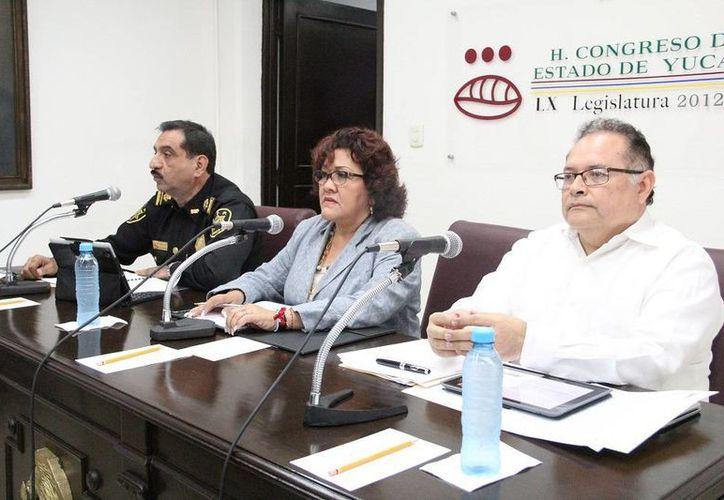Este miércoles concluyeron en el Congreso de Yucatán las comparecencias de funcionarios estatales con motivo del II Informe de Gobierno. (SIPSE)