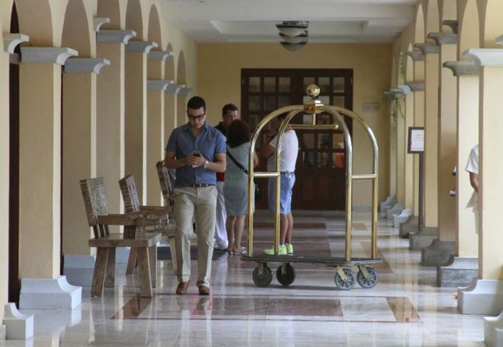 La CROC cuenta con unos 24 mil trabajadores afiliados, de los  cuales, la mayoría labora en el sector hotelero. (Octavio Martínez/SIPSE)