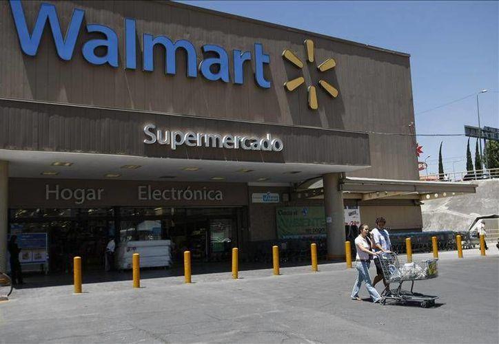 Walmart cuenta con una amplia variedad de supermercados, como Aurrerá, Superama, Supertienda Paiz, La Despensa de Don Juan, La Unión, etc. (Archivo/EFE)