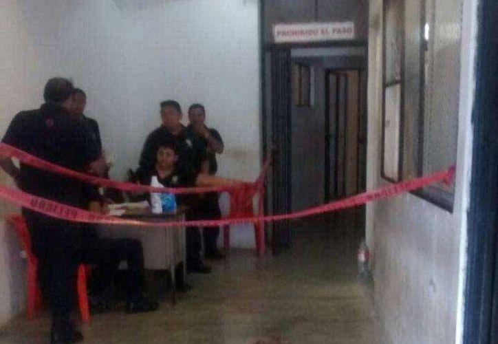 Un interno de la cárcel de Playa del Carmen fue consignado por la muerte de otro reo. (Redacción/SIPSE)