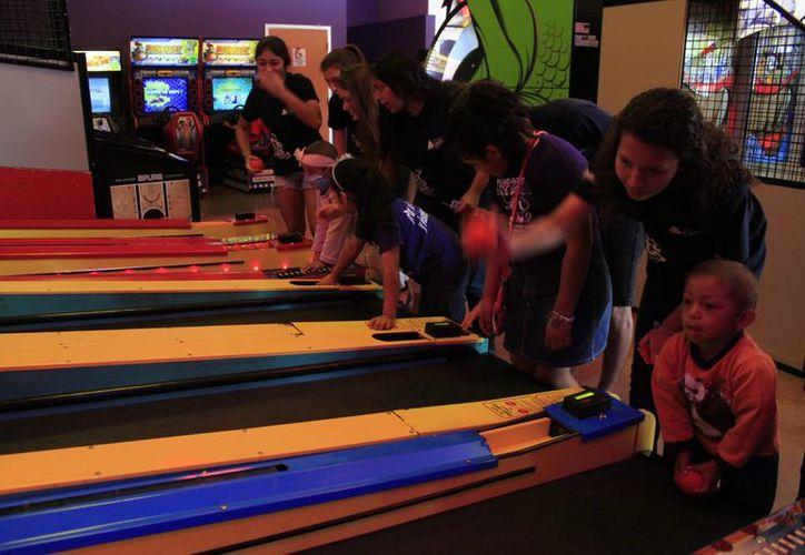 Un total de 24 estudiantes participaron en esta actividad. (Sergio Orozco/SIPSE)