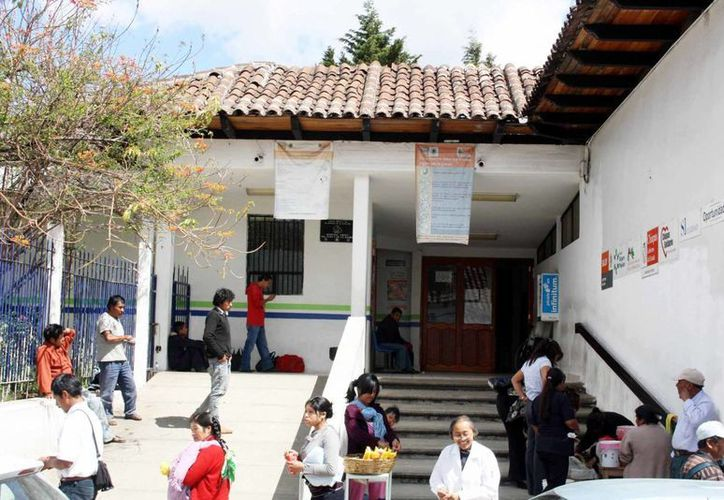 El Hospital de la Mujer de San Cristóbal de las Casas, Chiapas, donde ocurrieron los hechos que atrajo la CNDH. (Foto: www.informativoquinteros.com)
