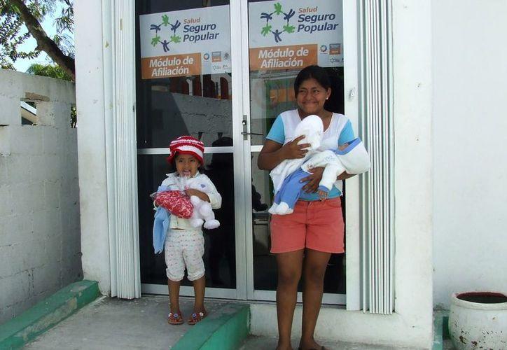 De acuerdo con las estadísticas del Registro Civil, aumentan los nacimientos en el municipio. (Rossy López/SIPSE)