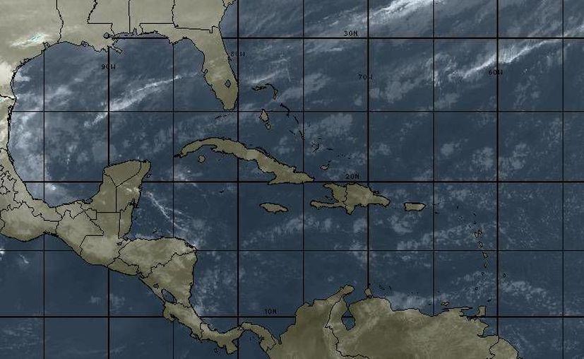 El frente fío número 23 causa afectaciones en el clima de Chetumal. (Cortesía/SIPSE)