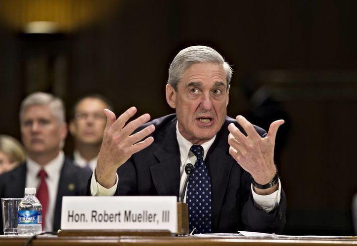 Mueller no ofreció detalles sobre el tipo de aviones no tripulados que opera la FBI. (Agencias)