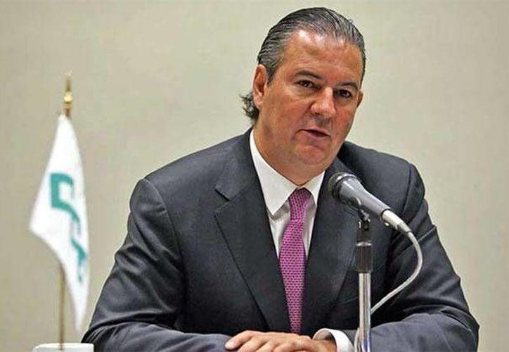 Gutiérrez Candiani dijo que los impuestos aprobados sin el análisis adecuado perjudicarán la planta productiva y el empleo. (terra.com.mx)