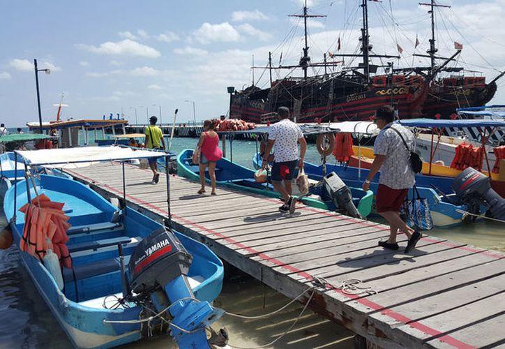 Empresarios piden más información para evitar confusiones y rumores entre los turistas. (Israel Leal/SIPSE)