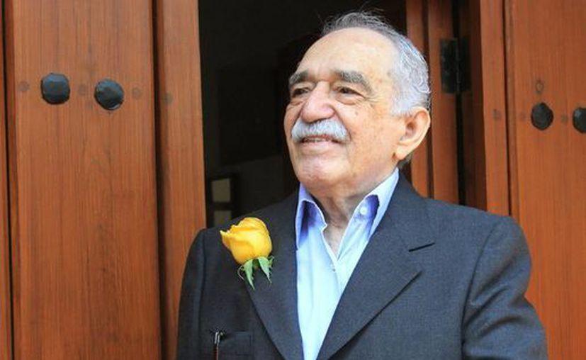 García Márquez estuvo hospitalizado del 31 de marzo al 8 de abril en la Ciudad de México, donde ha vivido desde hace muchos años. (EFE)