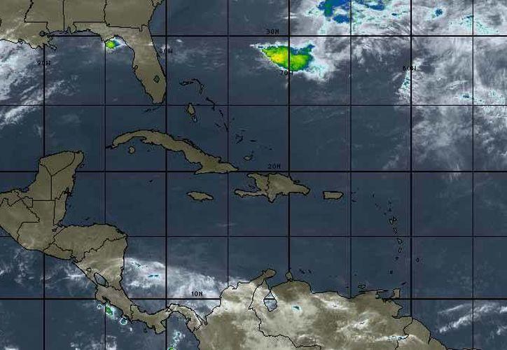 Prevalecerán las temperaturas calurosas en Yucatán y Quintana Roo. (Intellicast)