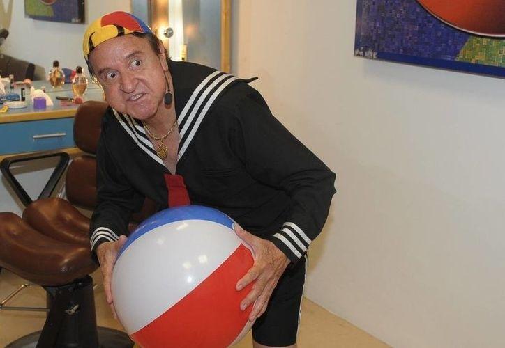 'Quico' presumía su pelota grande y su carro de bomberos en la serie 'El Chavo del 8'. (televisao.com)
