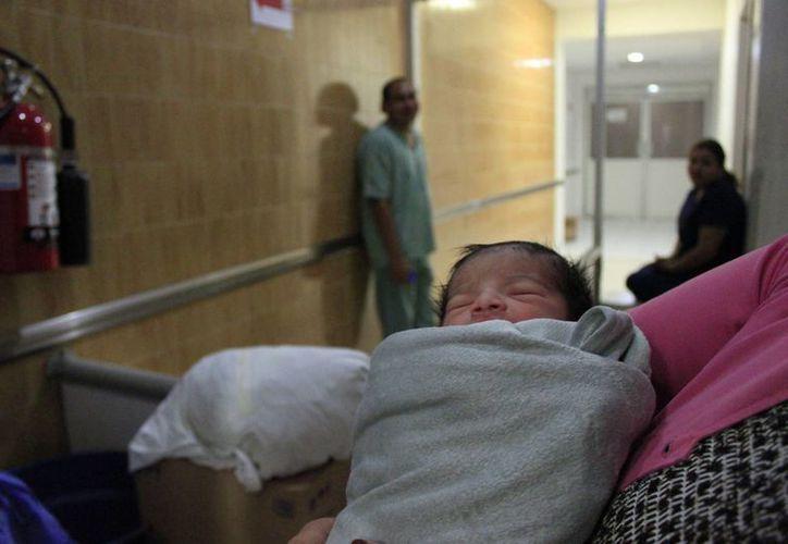 La bebé fue raptada a los 43 días de nacida y fue registrada en México con otro nombre. (Imagen de referencia/Archivo/SIPSE)