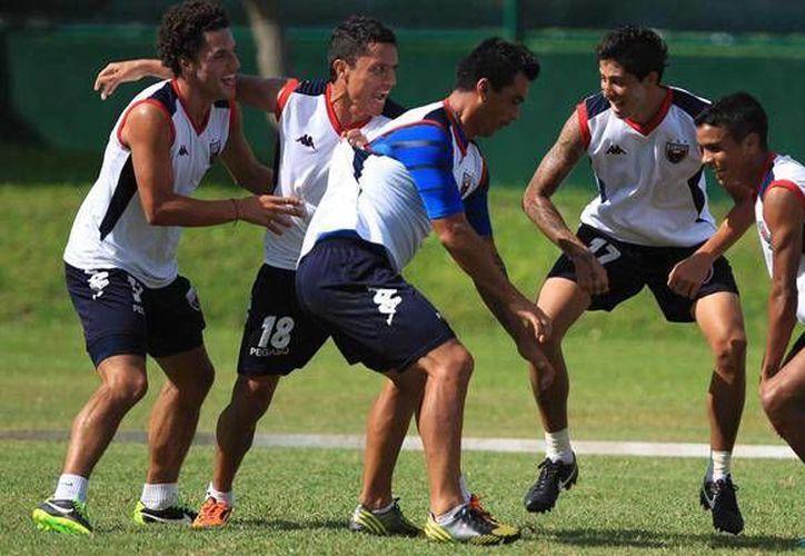 """""""El travieso"""" expresó que ganarle a Chivas son resultados que cambian todo, más por la magnitud de la victoria. (Redacción/SIPSE)"""
